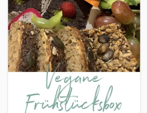 Vegane Frühstücksbox