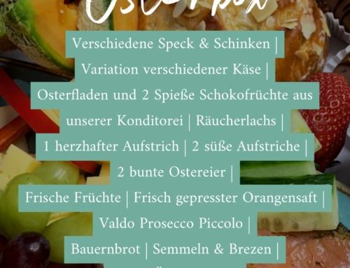 Oster-Frühstücksbox