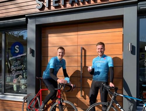 Bikers on coffein